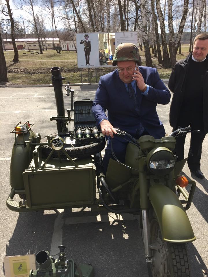 Ситуация остается неспокойной. Наибольшая активность врага фиксируется вблизи Донецка, - пресс-центр АТО - Цензор.НЕТ 3734