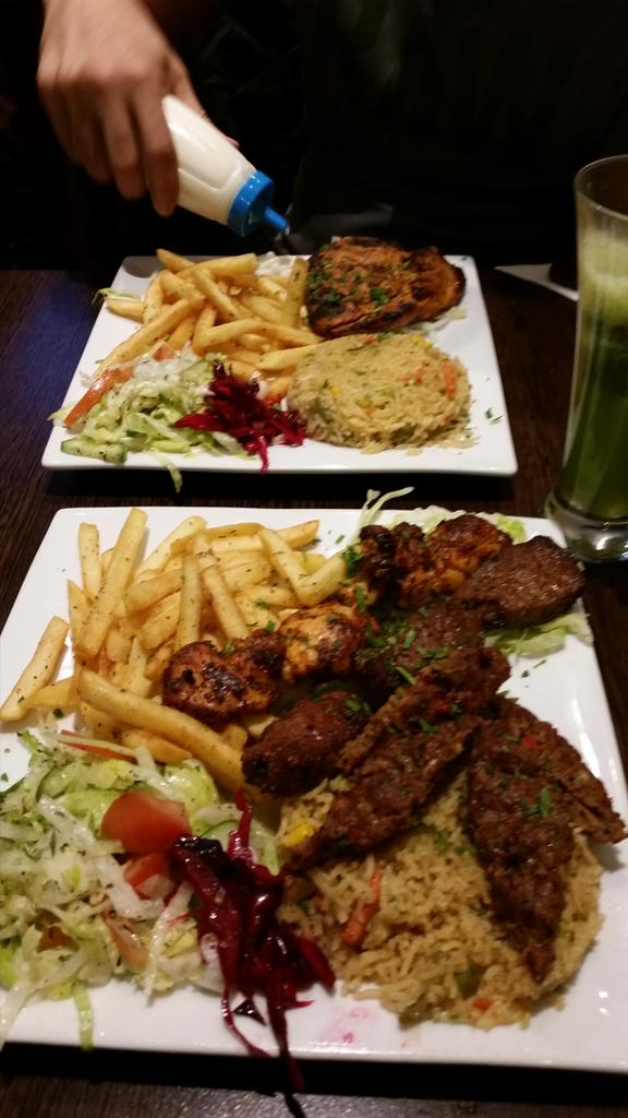 Best Lebanese Food Served At The Kitchen In St Albanspictwitter PEvgaaRXd9