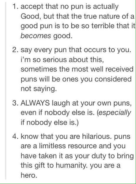 An important reminder about puns: http://t.co/8XV5JYeFp5