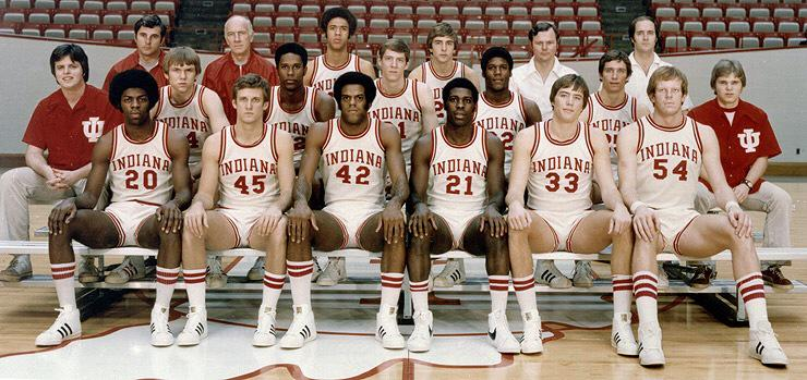 Will the last Unbeaten Team in College Basketball history please turn out the lights? #IUBB http://t.co/UenrRIv0C6