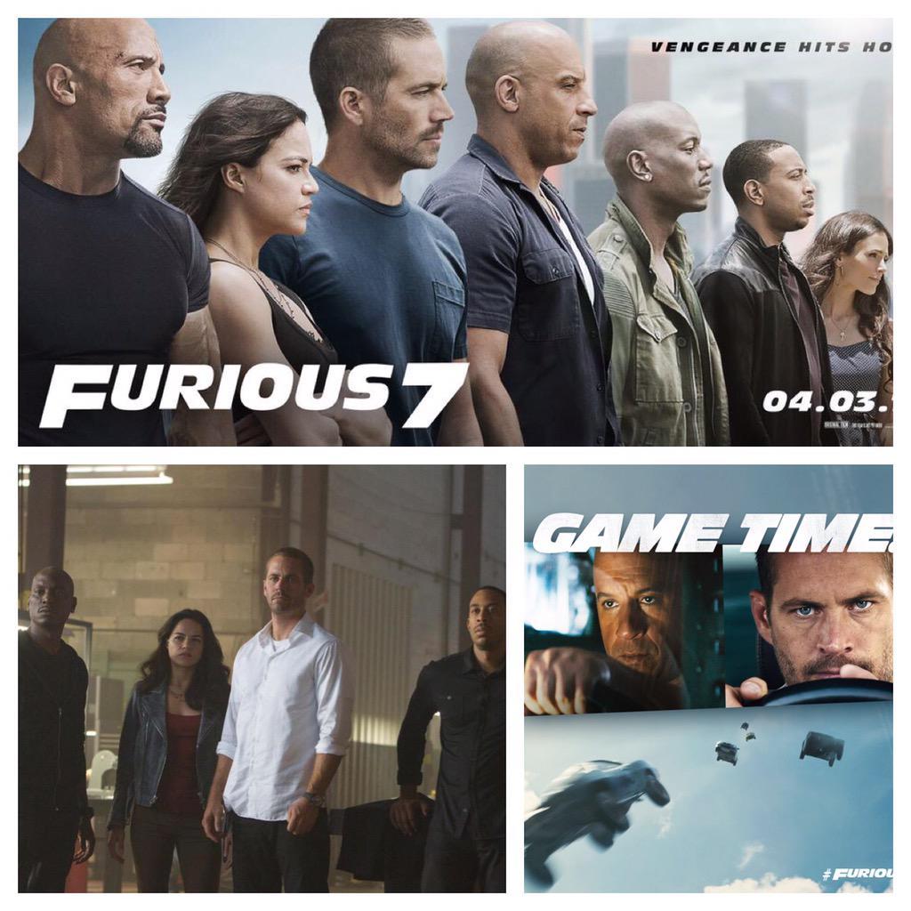 Real Good movie -with @Tyrese  @MRodOfficial @Ludacris @RealPaulWalker @realjstatham @VinDiesel @TheRock