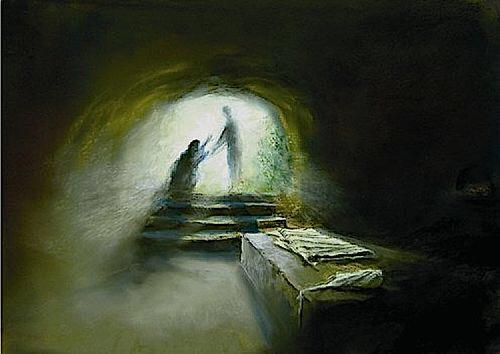 Resurrexit sicut dixit! Alleluia! Blessed Easter everyone! http://t.co/tJy9gZzvac