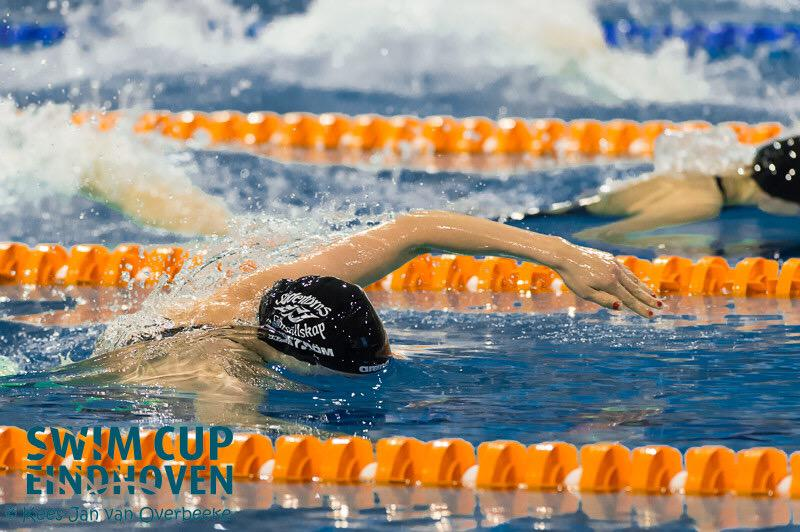 I scratched from the final in 100 free! I will swim 50 fly and try to swim 100 backstroke instead #SwimCup