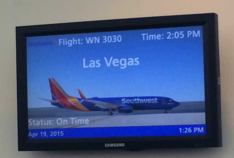 akent99: There soon! Departing SJC shortly. Found my boss Steve Yankovich is on same flight. #RoadToImagine http://t.co/BIJzCvmDWE