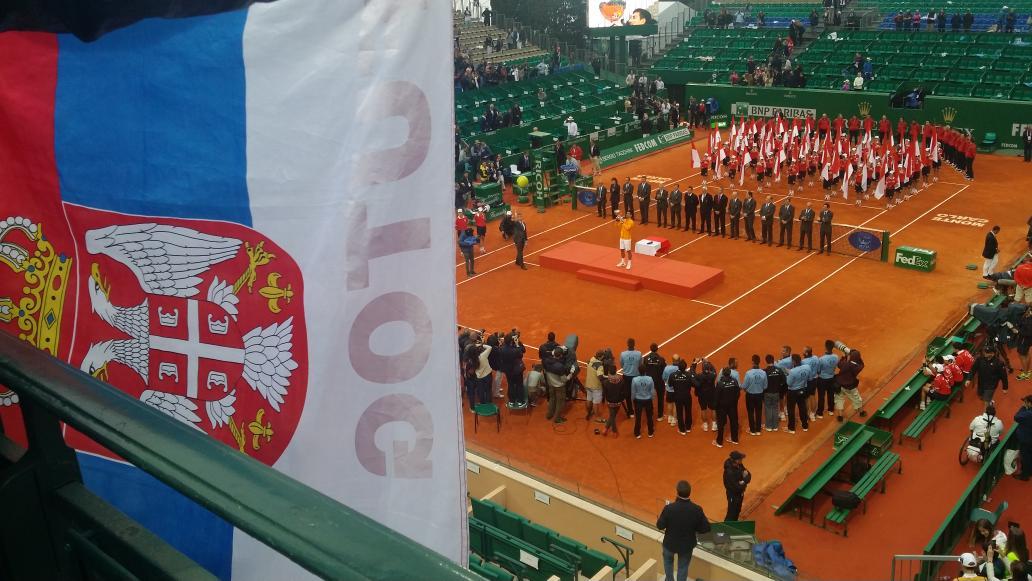 Novak Djokovic #Serbia #champion #MonteCarlo @DjokerNole http://t.co/5zWSkFlhFU