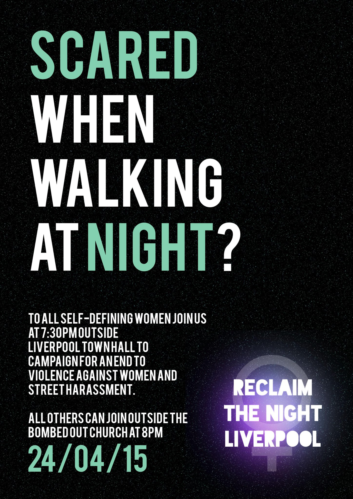 RT @RTNLiverpool: RTN, campaigning for an end to Violence Against Women, challenging street harassment & ending rape culture. Join us. http…