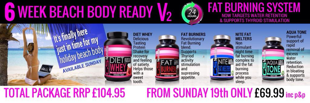 The Famous 6wk Beach Body Challenge is back! Vol2 with ALL Supplements Diet and Workout plans http://t.co/fFoLLKTiF9 http://t.co/rVT6c8ZTXp