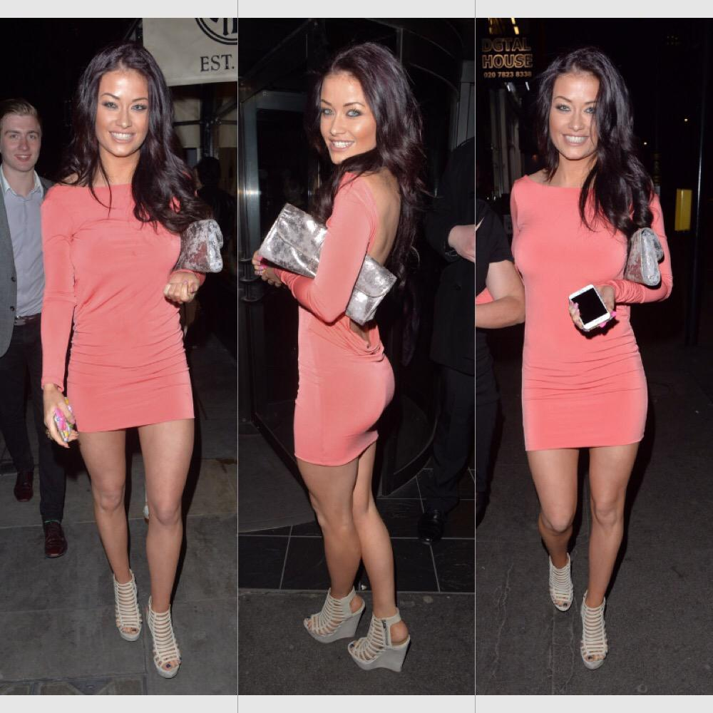 RT @jess_impiazzi: Dress last night from @leilanidowding collection and shoes @NewLookFashion 💗 http://t.co/EOVtgdGJco
