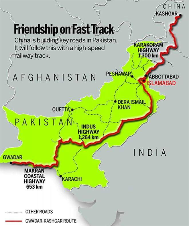 Pak china friendship essay