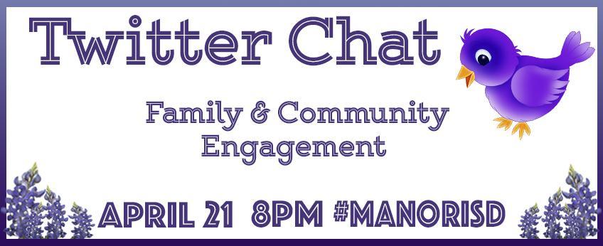 Thumbnail for #ManorISD Twitter Chat