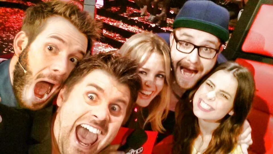 Thore Schlermann Lena Mark Forster And 3 Others