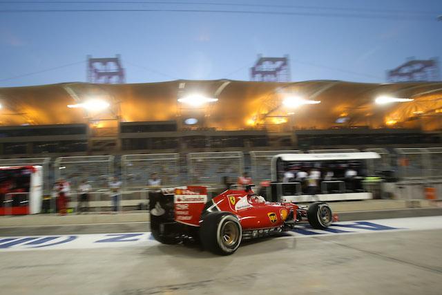 Ferrari F1 su Rojadirecta GP Bahrain 2015 info Diretta TV Streaming ciurcuito Manama