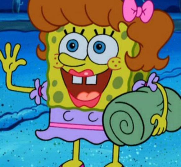 Ugly Spongebob nina on Twitter: &quot...