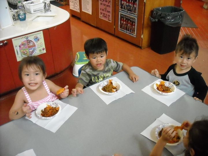 Our younger children celebrated Taco Tuesday with some interesting nacho creations. #woyctacotues http://t.co/2Yc2c1oSIt