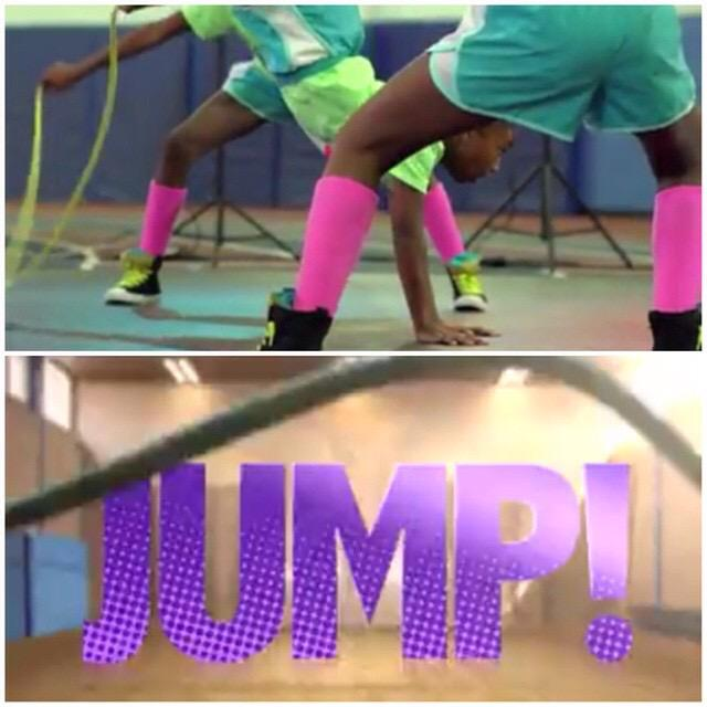 And it's go time #JUMP http://t.co/nDETQKRU0F