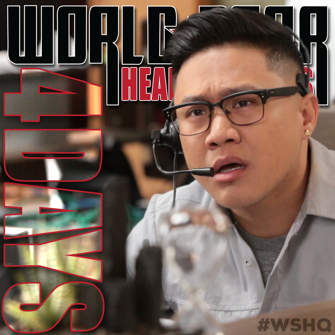 RT @AllDefDigital: Will @Traphik survive the @WORLDSTAR office? #WSHQ  Watch the full trailer here: http://t.co/EyDHz84J2A http://t.co/G5cy…