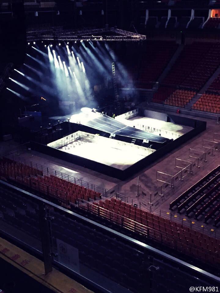 Prismatic World Tour Stage Asia