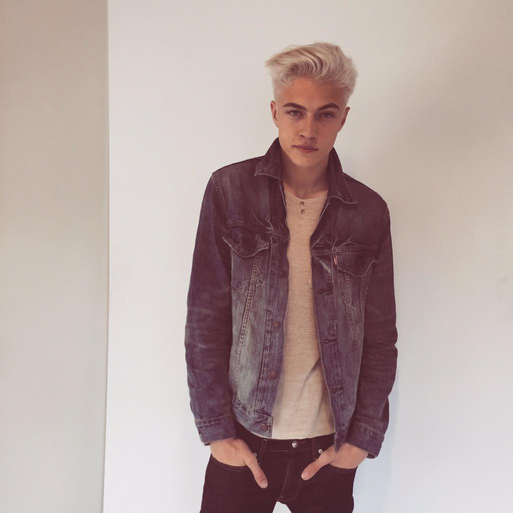 Come to mention it — today I interviewed @luckybsmith at @NextModels. True story. http://t.co/qZ5iXzbSvT