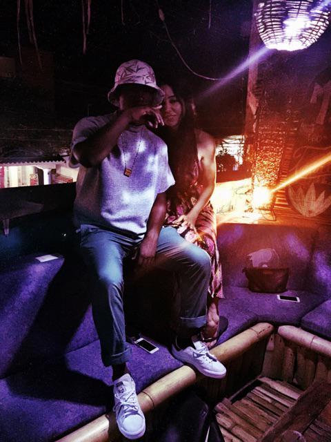 In Mexico making Magic @hit_boy @selenagomez http://t.co/dp0qM2BuCm