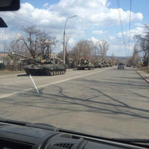 Муженко перечислил части регулярной армии РФ, находящиеся на Донбассе - Цензор.НЕТ 5330