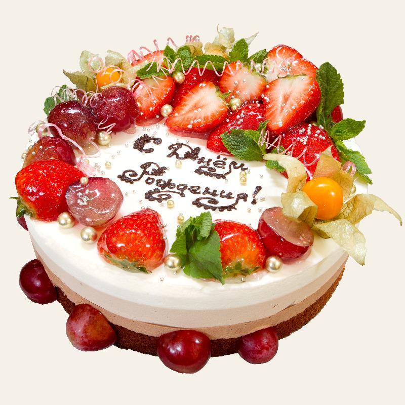 Поздравления к торту на день рождения