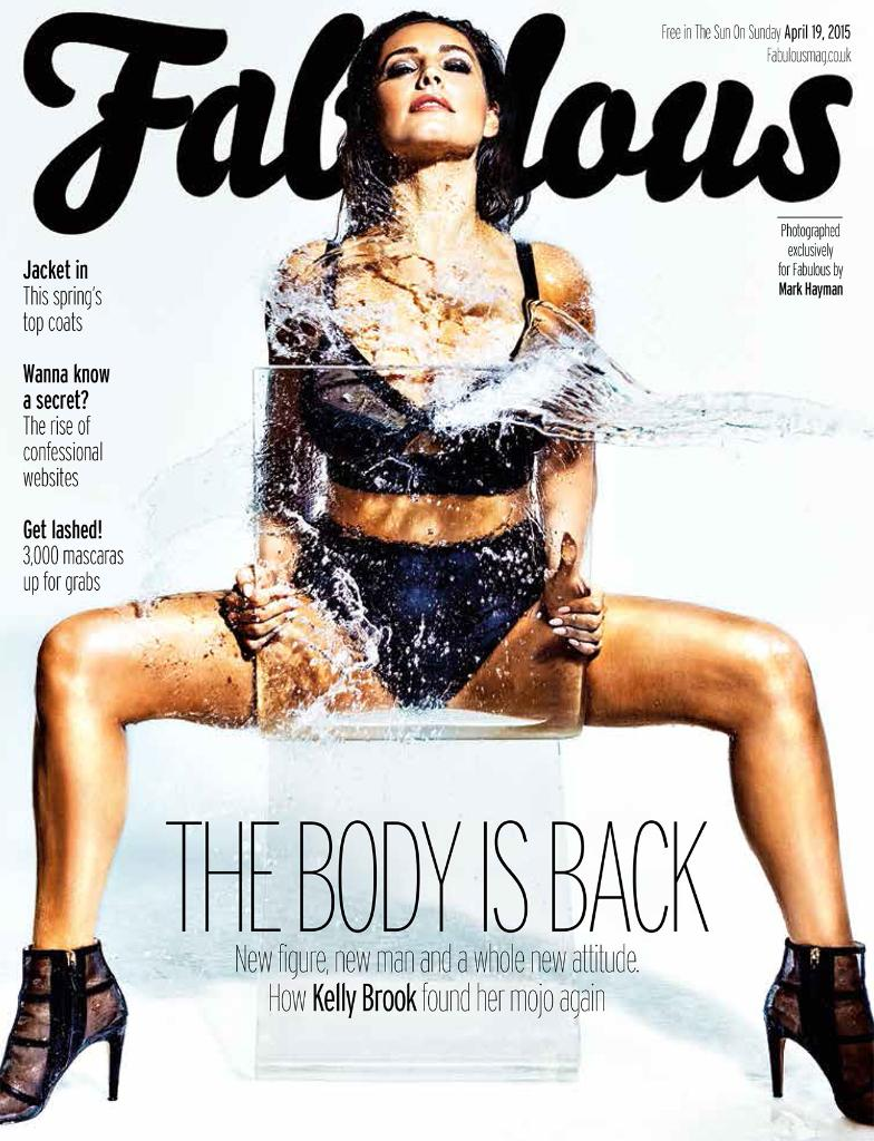 RT @Fabulousmag: Don't miss our @IAMKELLYBROOK interview in tomorrow's Fabulous magazine! http://t.co/3szZKAlvVG http://t.co/CUxzAmxeCu