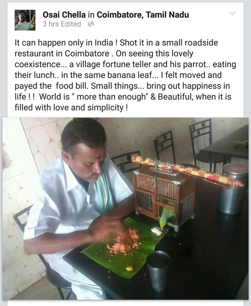 Such a lovely, heartwarming act + pic. Makes me feel good to be a human. http://t.co/MKDFE912Fp