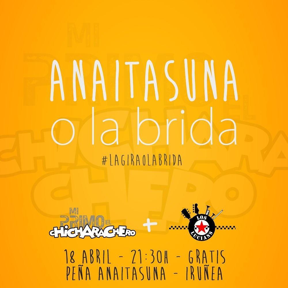 Ya huele a #LaGiraOLaBrida !!! Esta noche!