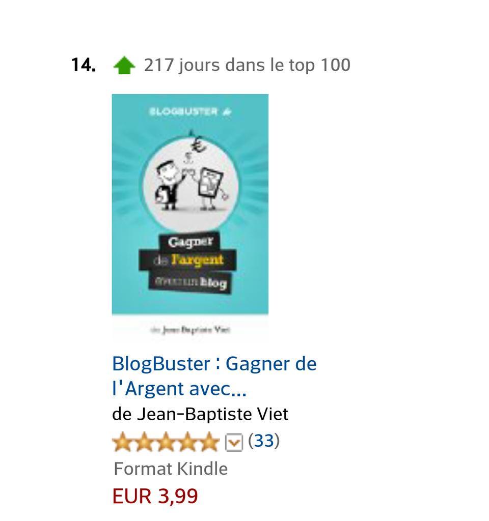 Jean Baptiste Viet On Twitter Blogbuster 217e Jour Dans