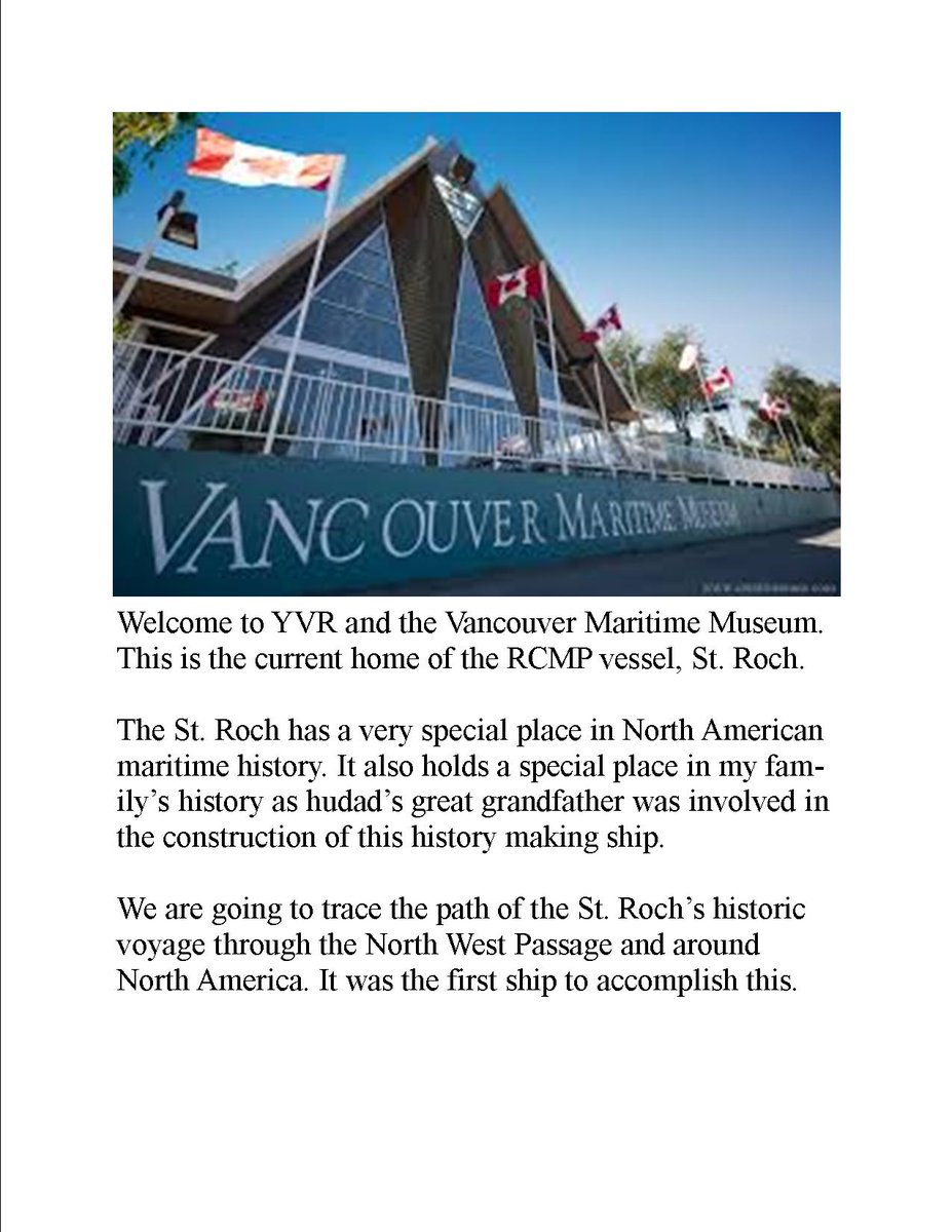 Good morning everyone and welcome to warm Vancouver (comparatively speaking) #TheAviators http://t.co/HWB469Axeq