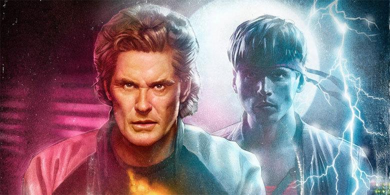 Watch The Hoff In This Epic 80s Style Music Video http://t.co/6IiBlTyEi1 http://t.co/i8CljRWdce