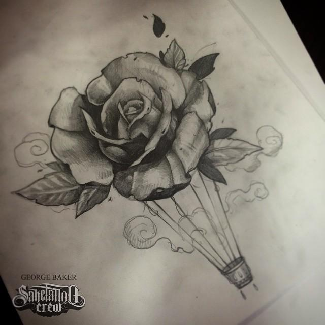 D4125f5e05 Buying New Release Date Realism Rose Drawing