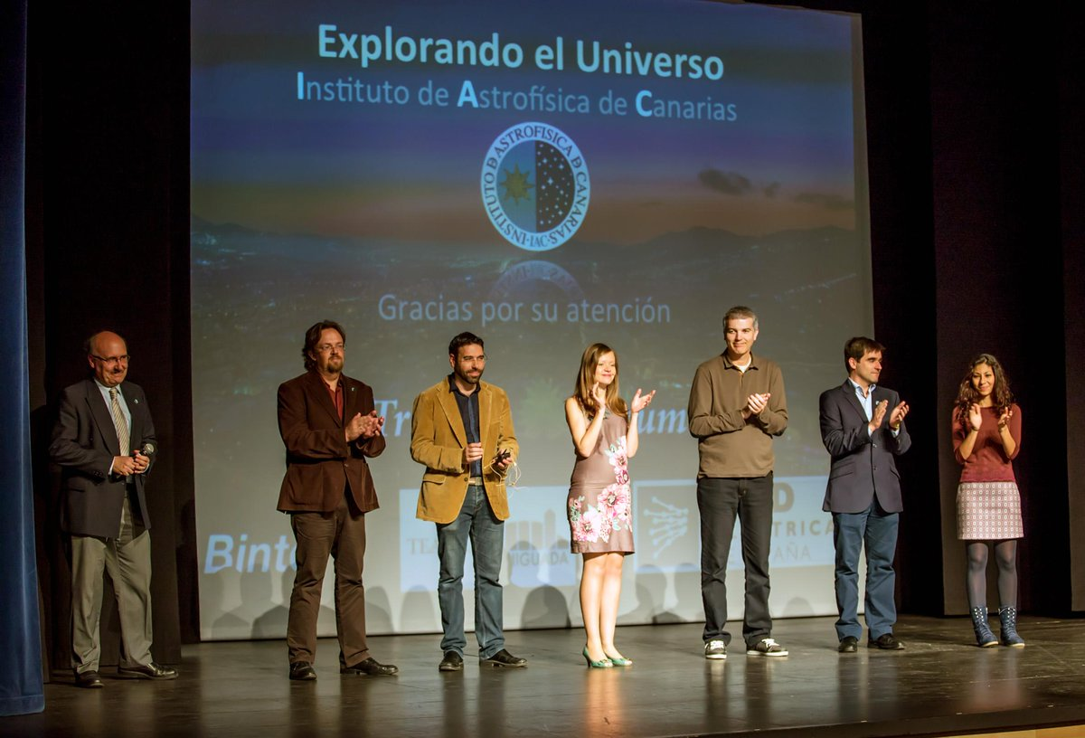 """Resultado de imagen de """"Explorando el Universo"""" con el IAC"""