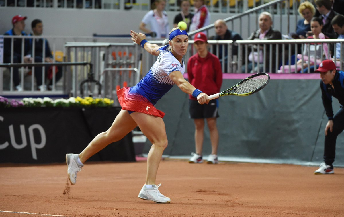 FED CUP 2015 : Groupe Mondial - Page 8 CC4EHewWYAAUCMH