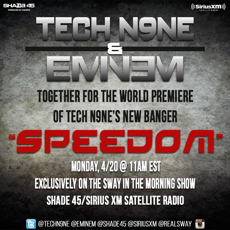 Best Posts in Thread: Tech N9ne ft  Eminem & Krizz Kaliko