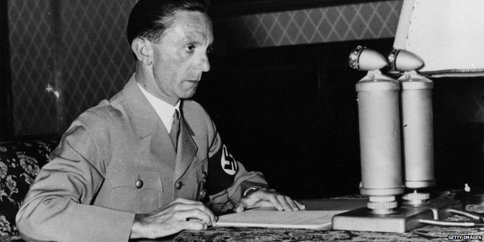 "BBC News (World) on Twitter: ""Joseph Goebbels estate suing publisher  Random House for diary royalties http://t.co/usyPz6yEXE  http://t.co/n3kboeUCbr"""