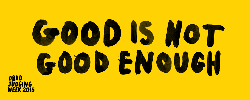 Get the most out of #DandAD15 Judging Week with our three-day masterclass, Judging Week Wisdom http://t.co/o1fzK781ML http://t.co/TsKFmJK7Ci