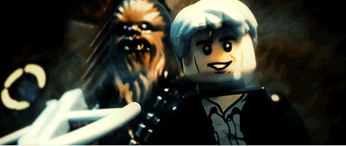 The new Star Wars trailer has been remade as legos and yes it's amazing http://t.co/VIQsWnbFeI http://t.co/tpzbGZOPKz
