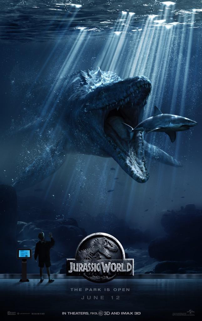 Jurassic World (Jurassic Park IV) de Colin Trevorrow  - Page 5 CC4uzl3UkAInXgF