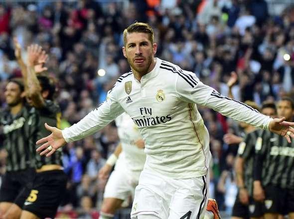 Sergio Ramos, el defensa más goleador de Europa en los últimos 10 años