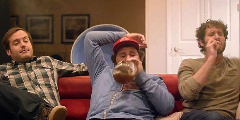 Lil Dicky's Hilarious New Music Video Details The Strange Ritual Of The Classic Male Pregame http://t.co/VIPU56bPkF http://t.co/RCS5H1qnkO