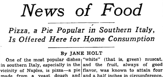The New York Times On Twitter 1944 The Nyt Discovers