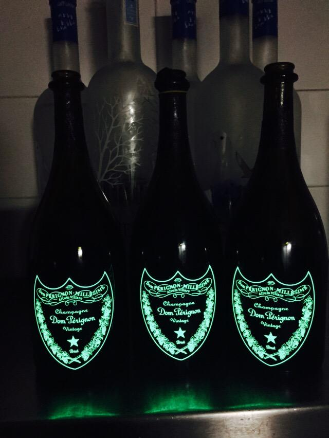 Our tables have Purchased all of our limited Ed Dom Perignon tonight! One of the only clubs in Essex to stock this http://t.co/9367u0ENh6