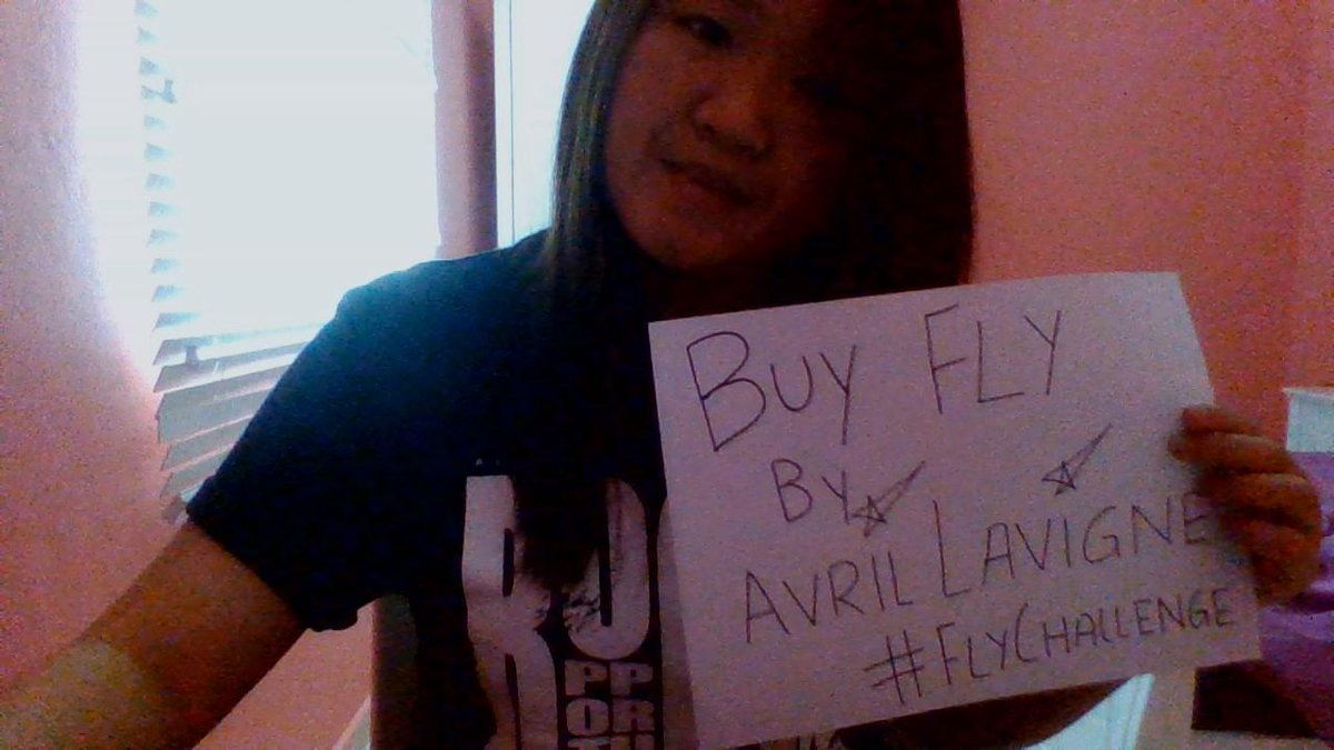 #FlyChallenge @avrilbandaidsIT @Avrillavigne Come and join me to support @SpecialOlympics  http://t.co/0I195VAECW http://t.co/dlC6YGOBpS