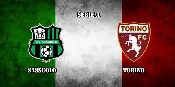 Come vedere Sassuolo-Torino Streaming Gratis Rojadirecta