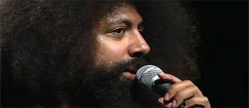 Reggie Watts: Humor in Music http://t.co/eK8tAsTsf7 http://t.co/Sa8CFhqeRJ