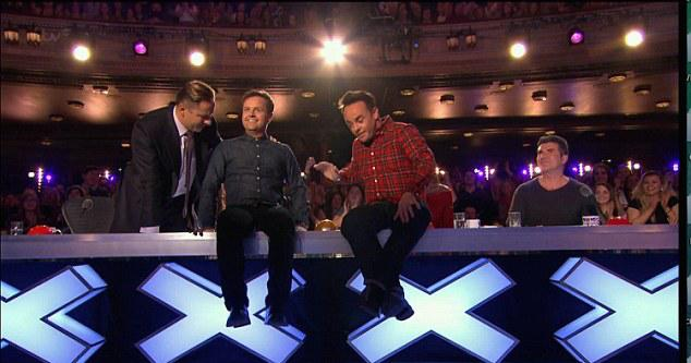 Last night's @BGT received an average of 10.1million viewers and a peak of 11.7million! Thank you for tuning in! http://t.co/SgnEbrrN4d