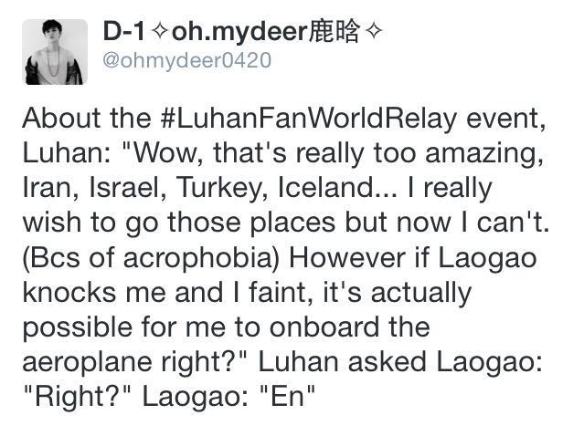 Luhanfanworldrelay Twitter Search