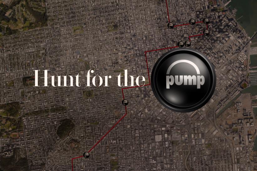 Reebok launches 'Hunt the Pump' Instagram treasure hunt http://t.co/7u1NEYV0LA @MarketingUK http://t.co/BP7k4RiQuq