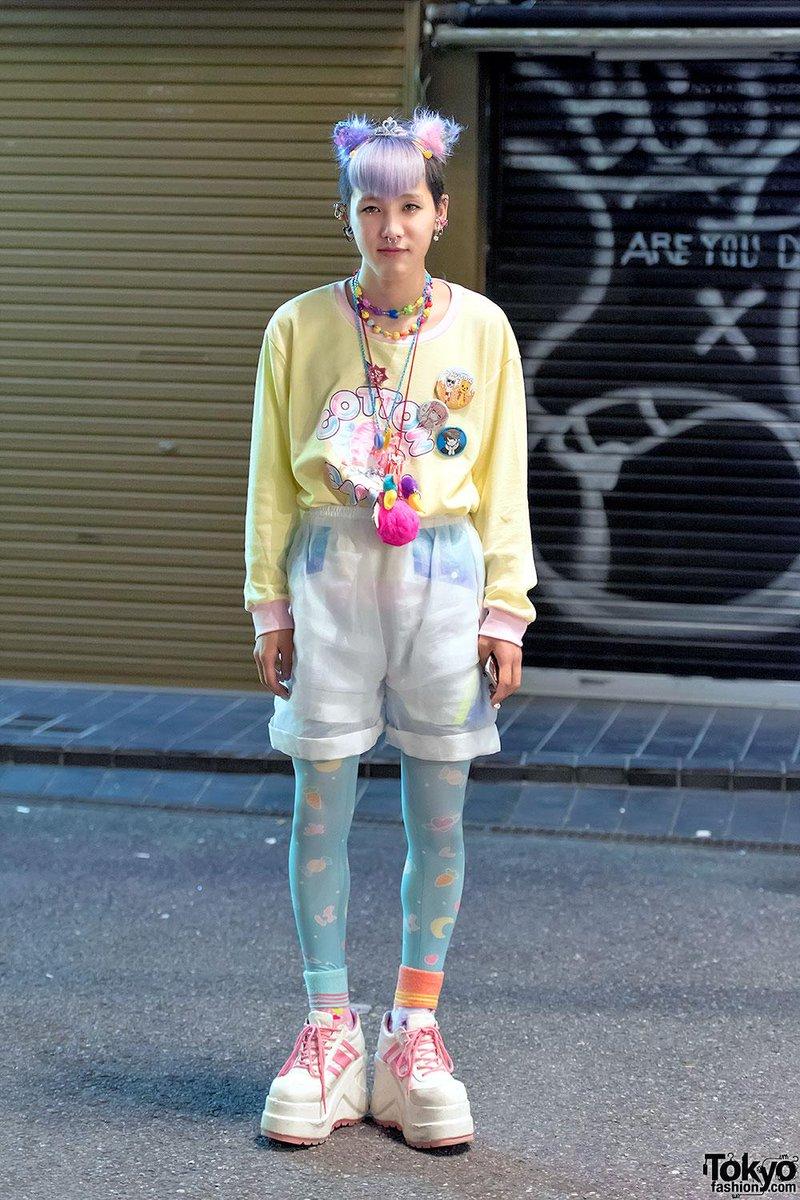 7c552b95a76 Tokyo Fashion on Twitter